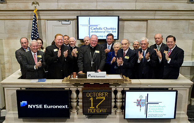 Catholic Charities NYSE