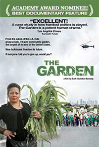 The Garden movie poster