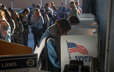 Increasing Voter Participation in America