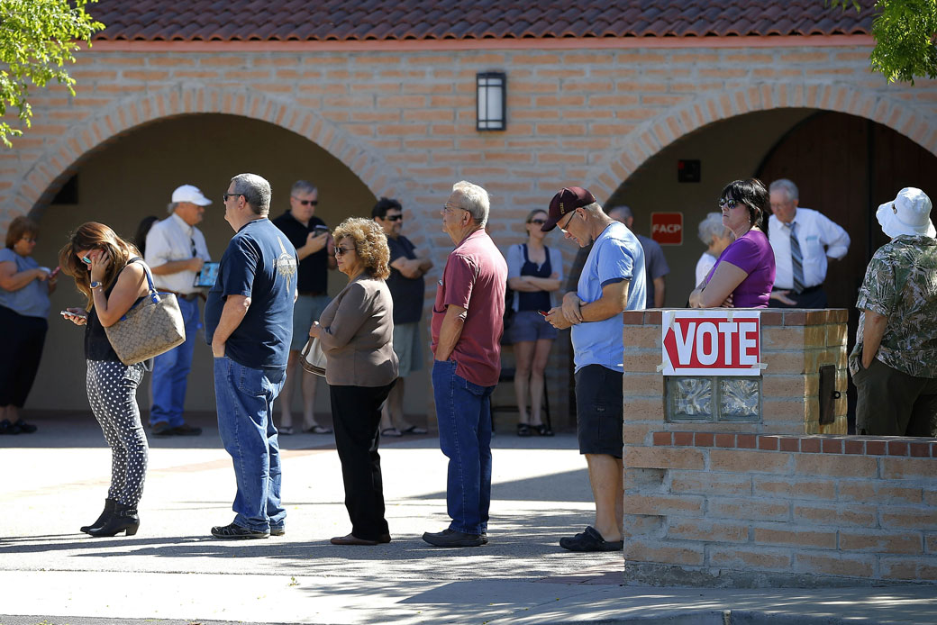 Preventing Problems at the Polls: Arizona