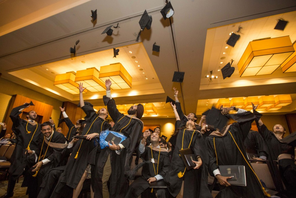 Hult International Business School Commencement Ceremony