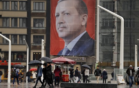 Erdoğan's Proposal for an Empowered Presidency