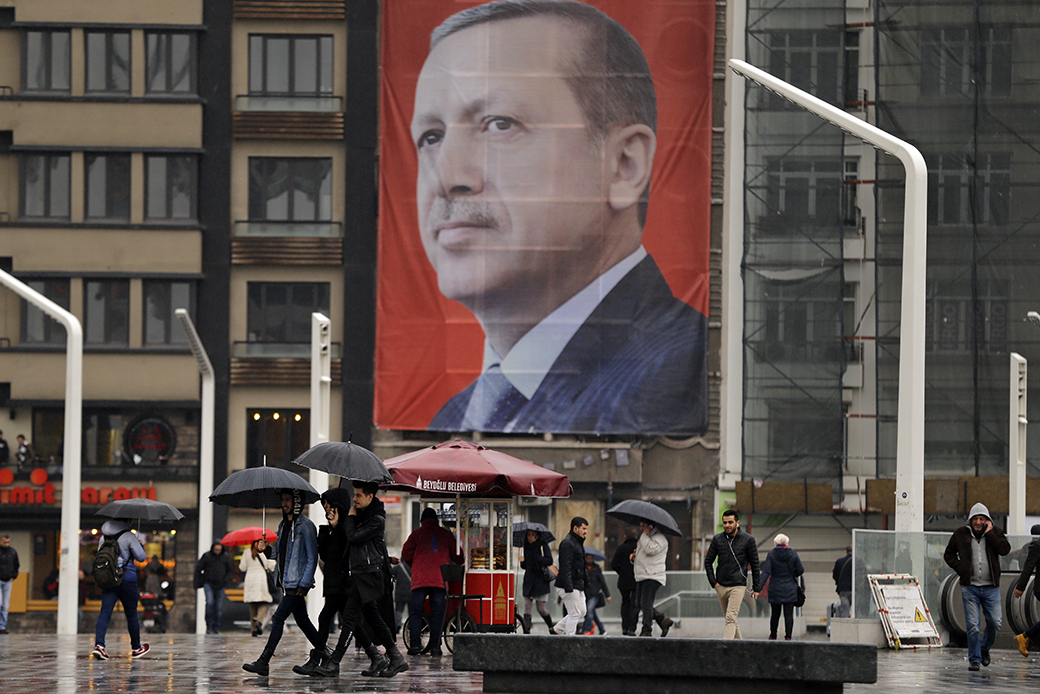 erdogan s proposal for an empowered presidency