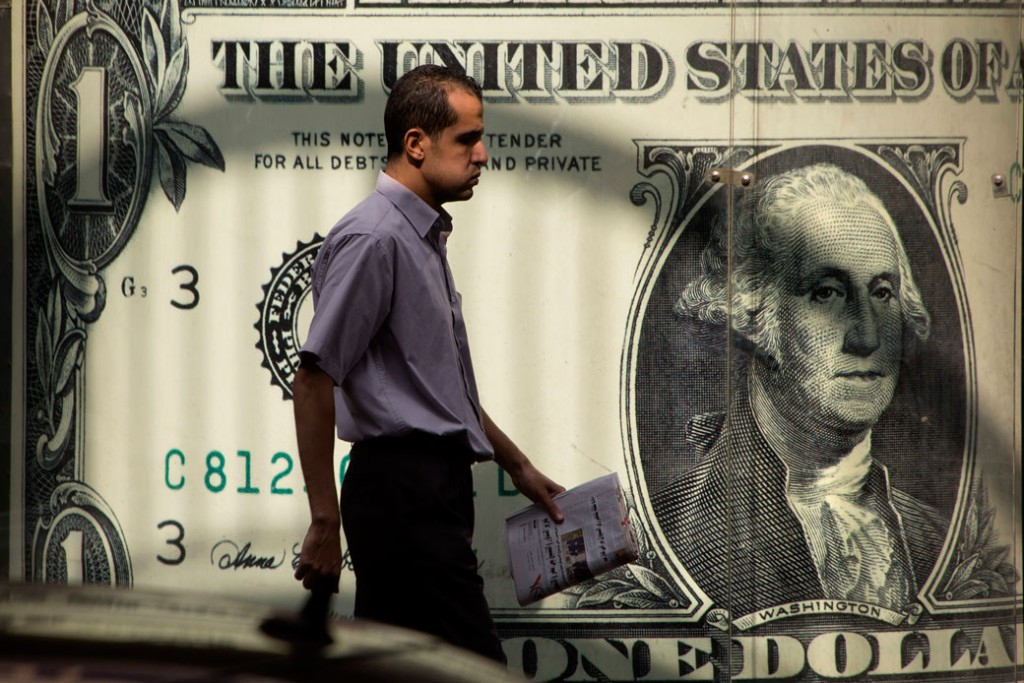 the trade deficit the dollar and the us national interest
