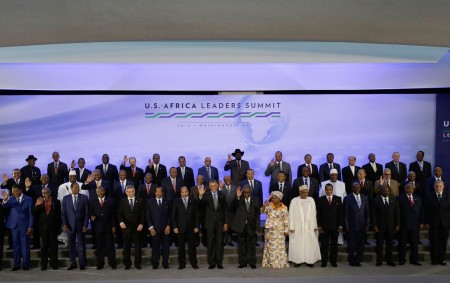 America's Relationship with Africa in a New Era
