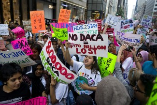DACA Recipients' Economic and Educational Gains Continue to Grow