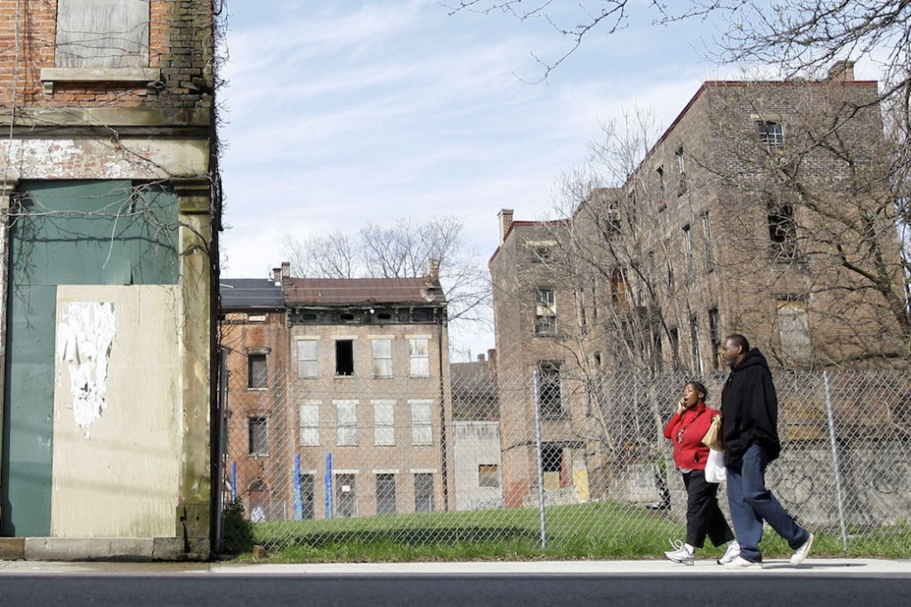 America's Emptiest Neighborhoods