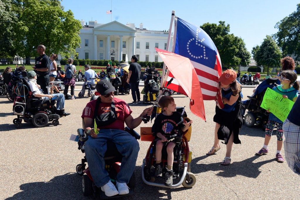 Tax Bill May Threaten Disability >> The Quiet Attack On The Ada Making Its Way Through Congress