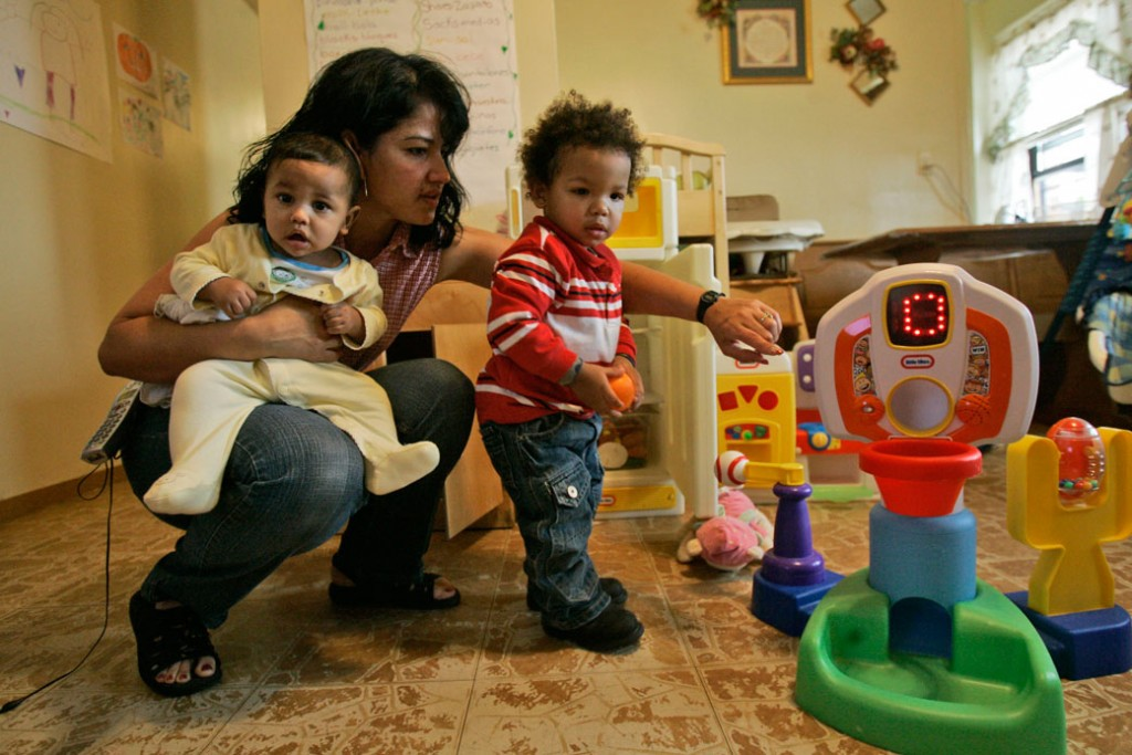 The Child Care for Working Families Act Will Boost