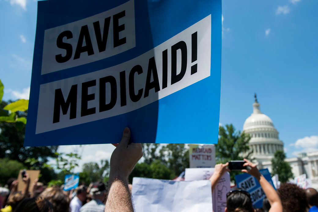 http://Trump's%20Medicaid%20Work%20Requirements%20Could%20Put%20At%20Least%206.3%20Million%20Americans%20at%20Risk%20of%20Losing%20Health%20Care