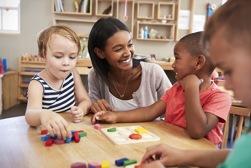Kinder Garden: Where Does Your Child Care Dollar Go?