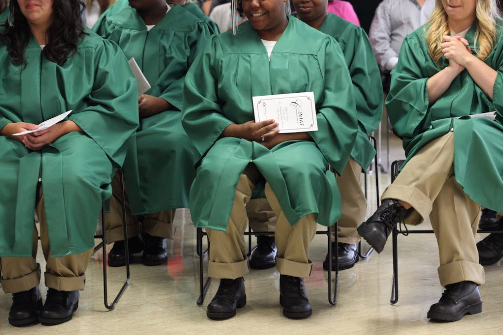 As Colleges Educate Players On >> Education Opportunities In Prison Are Key To Reducing Crime Center