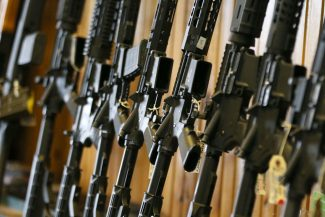 Ban Assault Weapons and High-Capacity Ammunition Magazines