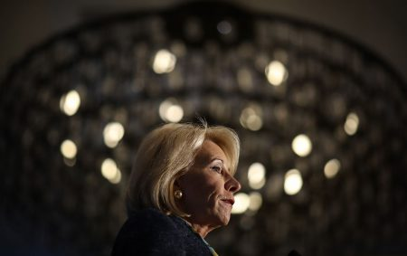 The Prince-DeVos Plan to Privatize American Institutions