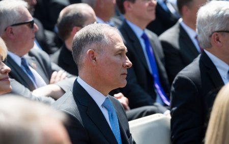 Pruitt's Misuse of Religion to Sell Out Our Air and Water