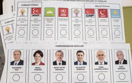 Erdoğan Not Assured of First-Round Victory