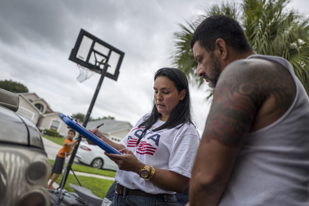 The Puerto Rican voters that could change Florida.