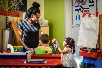 Proposed Bill Would Help American Families Afford Child Care