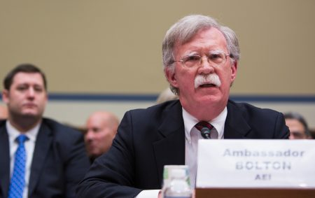 By Undermining the ICC, Bolton Is Compromising America's Values