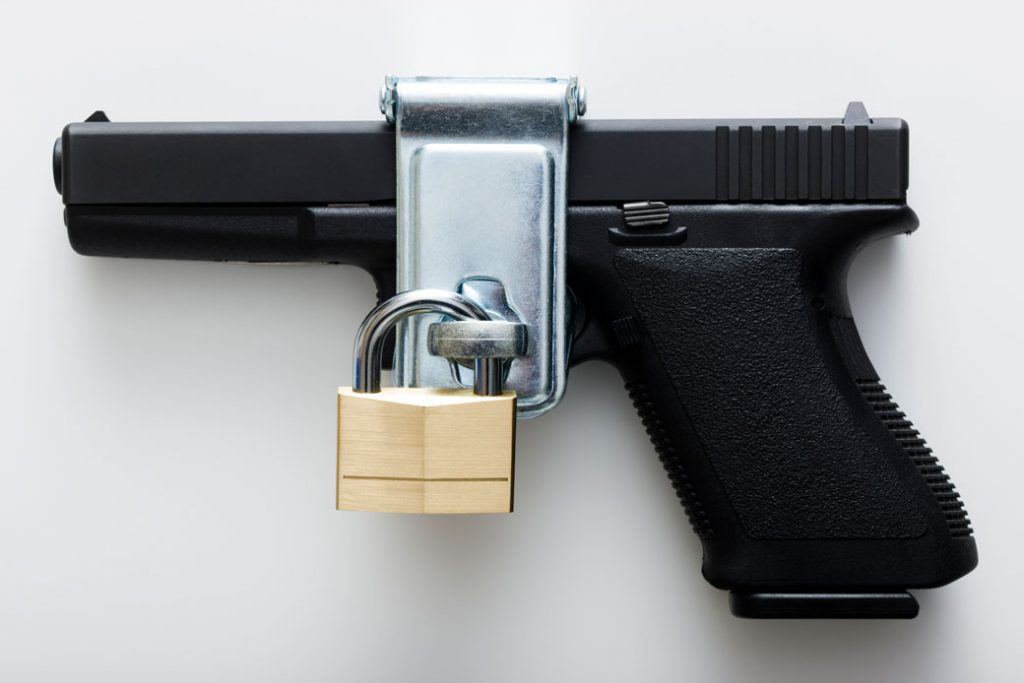 Safe storage laws, coupled with child access prevention laws and gun theft reporting requirements, keep lethal weapons from falling into the wrong hands and save lives.