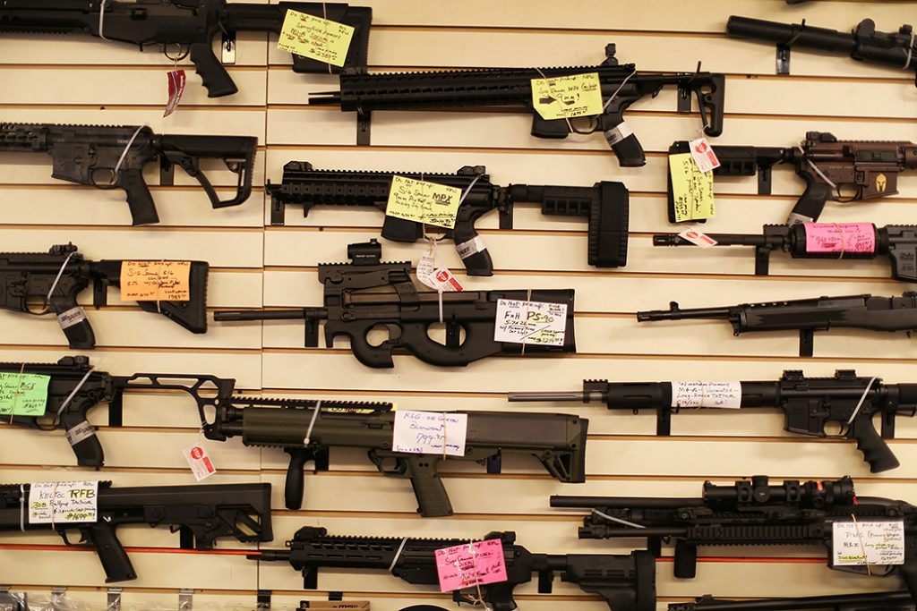 Obama Seeks To Tighten Loopholes In Gun Purchasing Regulations