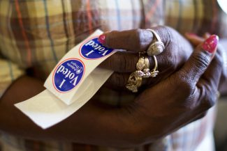 Obstacles to Voting for Survivors of Intimate Partner Violence