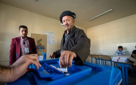 Kurdistan's New Moment