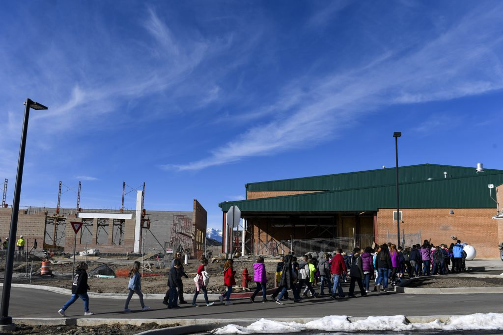 STATE FUNDING AND TAXES HELP, PREVENT GROWTH OF RURAL COLORADO SCHOOLS