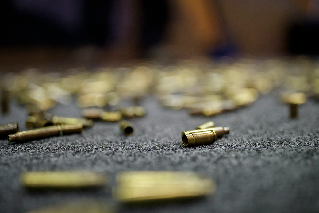 Fact Sheet: Bullet Control - Center for American Progress