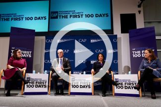 Progressive National Security: Perspectives on the First 100 Days