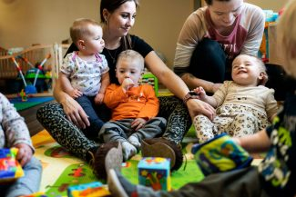 The Child Care Crisis Causes Job Disruptions for More Than 2 Million Parents Each Year
