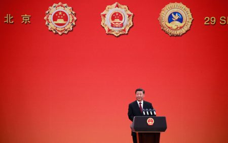 Chinese President Xi Jinping's Philosophy on Risk Management