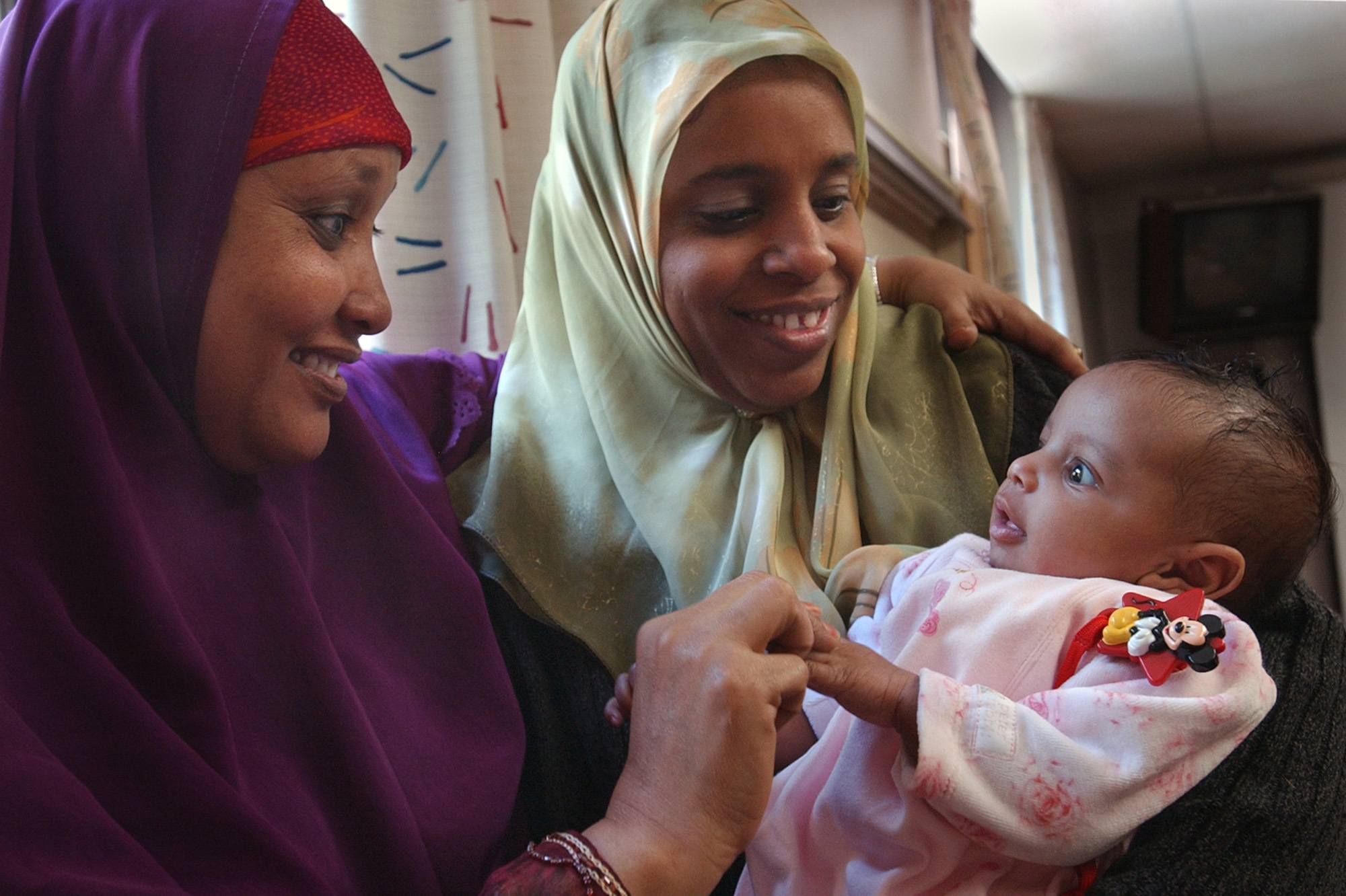 Community-Based Doulas and Midwives