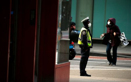 Policing During the Coronavirus Pandemic