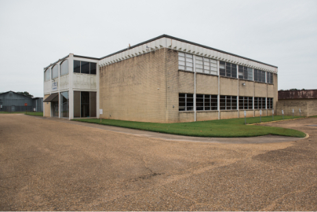 The 1965 building, which was until recently the main campus of Central Louisiana Technical Community College, was seen as an impediment to attracting students.