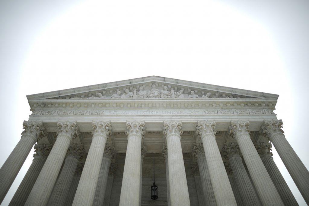 The U.S. Supreme Court, June 2020.