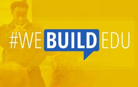 CAP and EduColor Launch #WeBuildEDU Storytelling Campaign