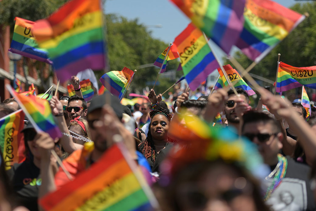 Transforming U.S. Foreign Policy To Ensure Dignity and Rights for LGBTI People