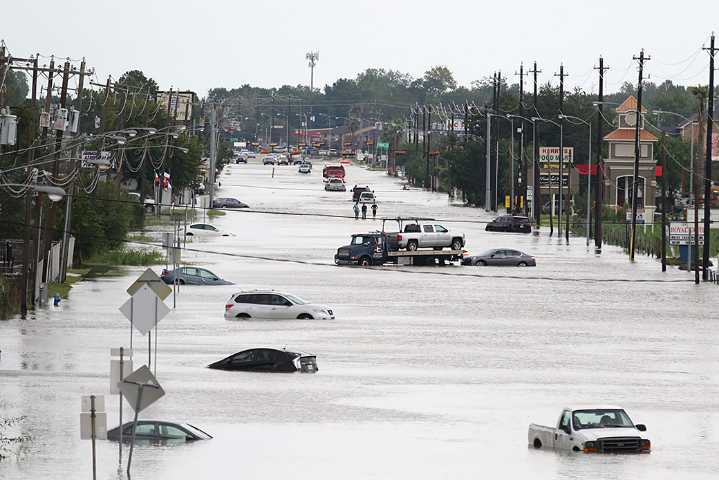 A CRA To Meet the Challenge of Climate Change