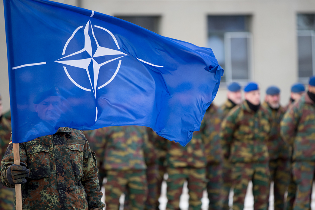 NATO's Financing Gap