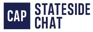 blue text that reads CAP Stateside Chat