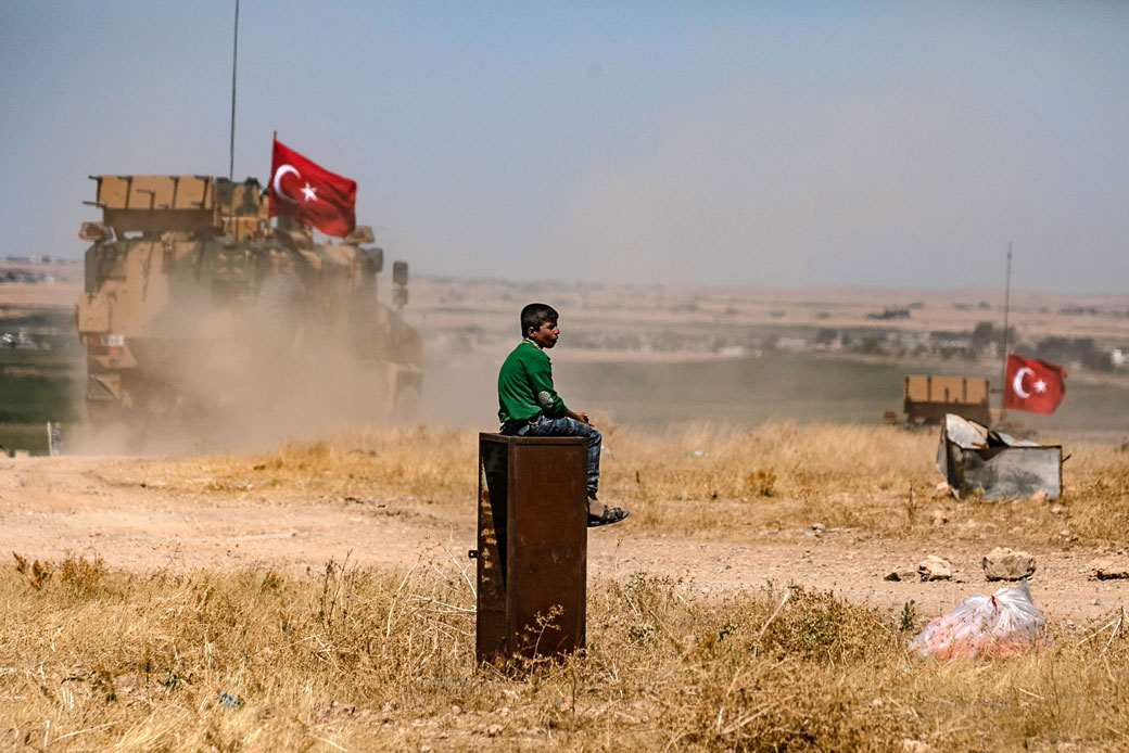 Northern Syria Security Dynamics and the Refugee Crisis