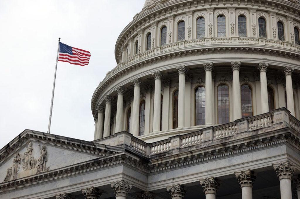 The U.S. Capitol, September 2021.