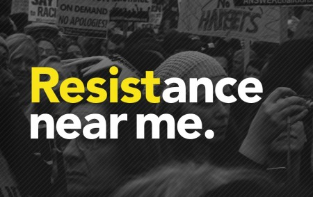 Support The Resistance