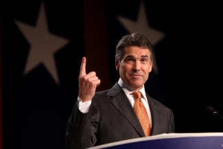 Resist Rick Perry's Nomination for Secretary of Energy