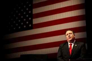 Resist Mike Pompeo's Nomination for CIA Director