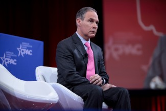 Resist Scott Pruitt's Nomination for Administrator of The Environmental Protection Agency