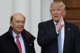 Resist Wilbur Ross's Nomination for Secretary of Commerce