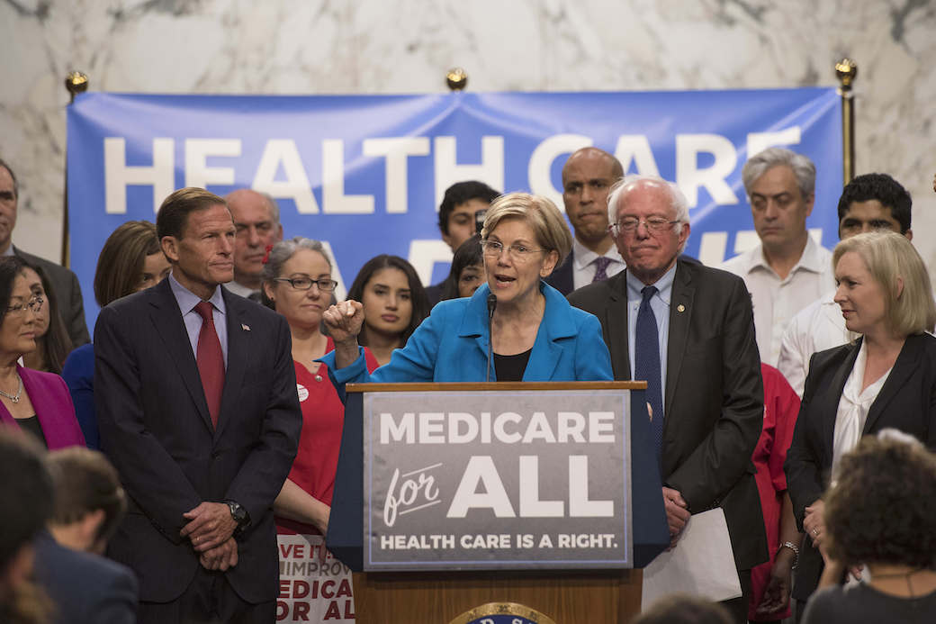 Republicans Are Making False Claims About Medicare for All Ahead of the Midterms