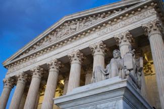 ¿Tribunal estatal o federal?